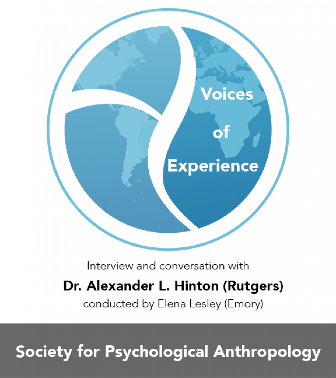 Voices of Experience: Dr. Alexander Hinton (Rutgers)